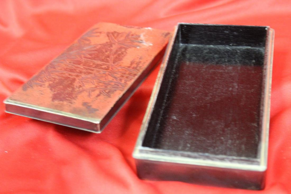 A Marked Sterling Box - 3