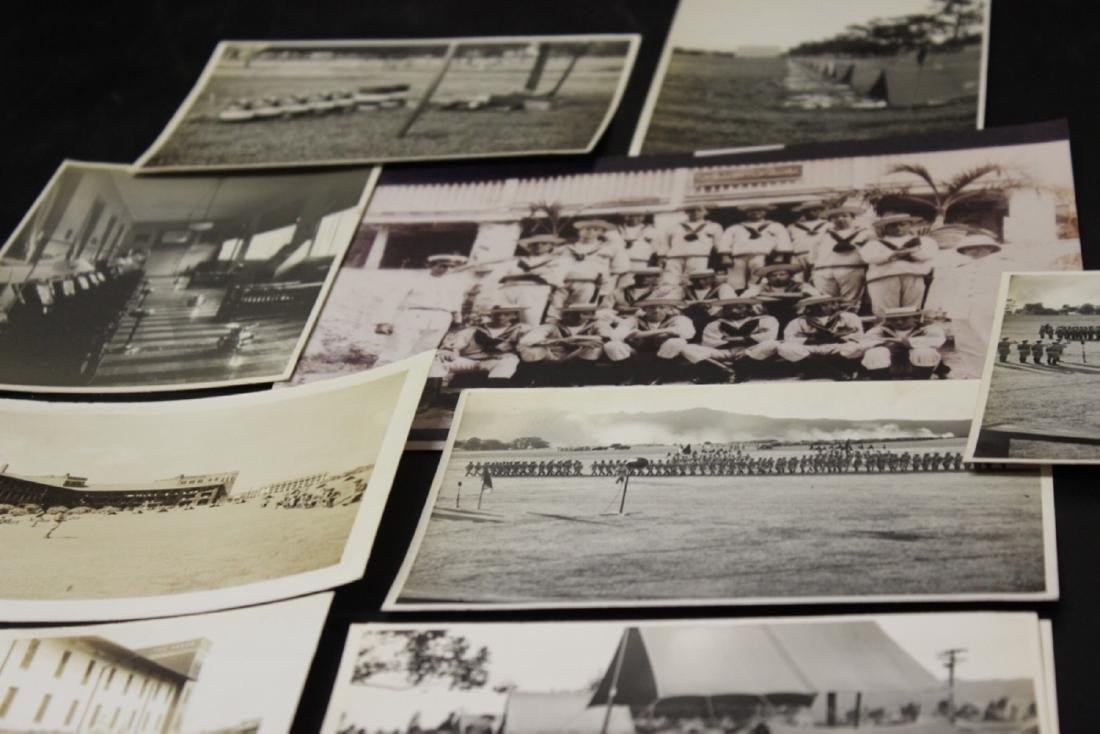 Lot of 10 Black and White Photographs