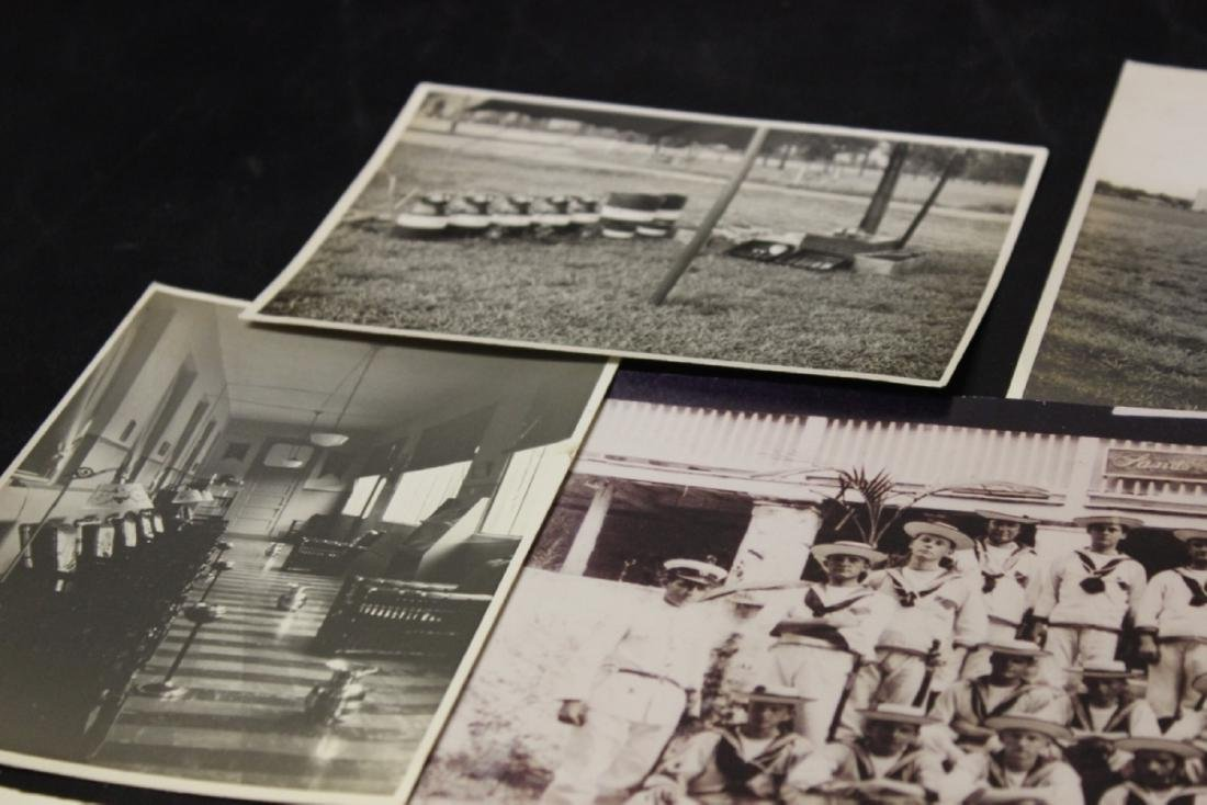 Lot of 10 Black and White Photographs - 2