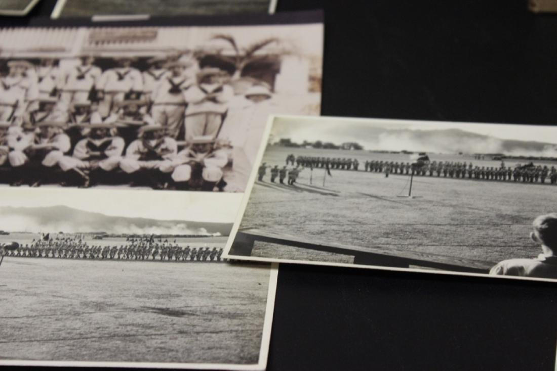 Lot of 10 Black and White Photographs - 4