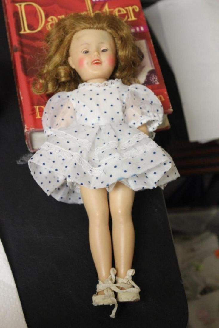 A Shirley Temple Doll by Ideal