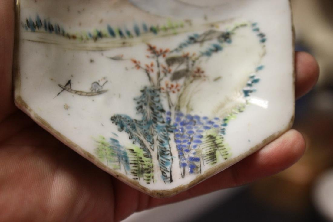 An Early 20th Century Chinese Sauce Dish - 4