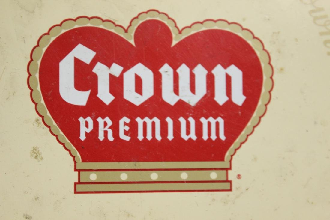 A Crown Premium Beer Tray - 5