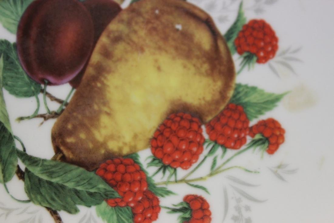 An E&R Golden Crown Germany Salad Plate - 8