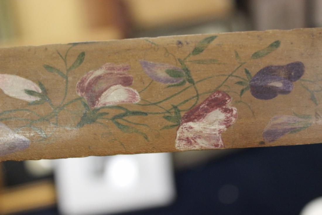 A Vintage Wooden Spatula or Letter Opener - 4