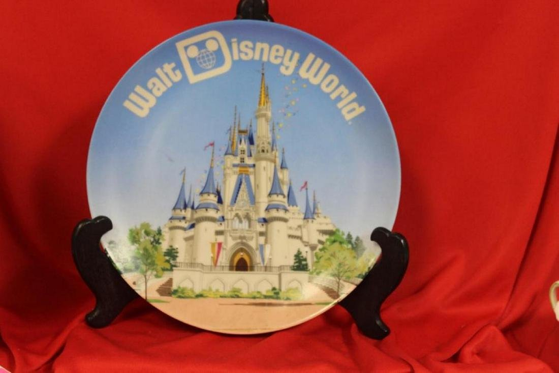 Walt Disney Collector's Plate