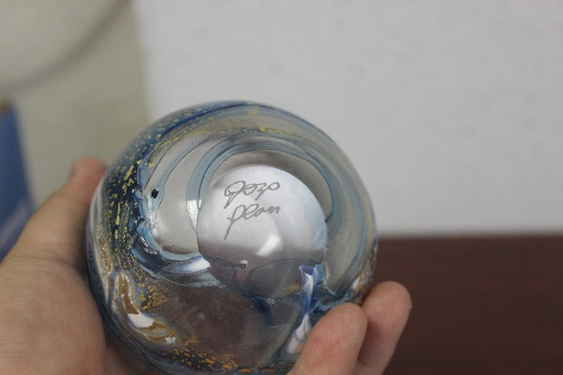 A Gozo Art Glass Vase - 5
