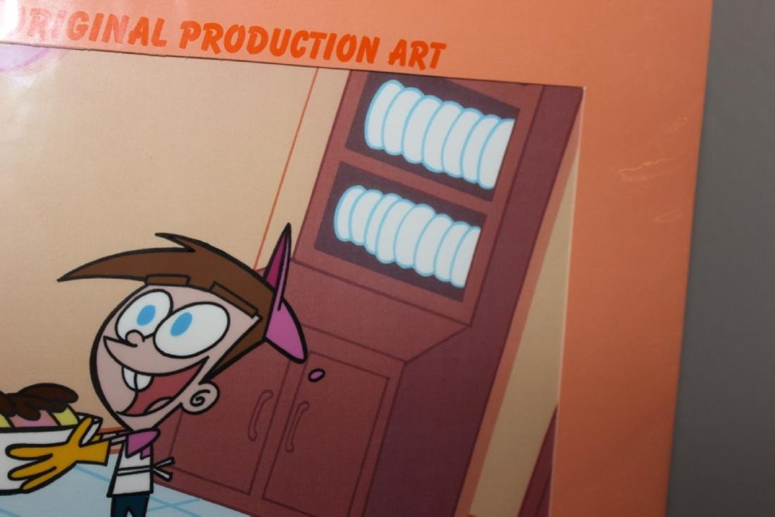 A Very Rare Nickelodeon Animated Cell Art - 4