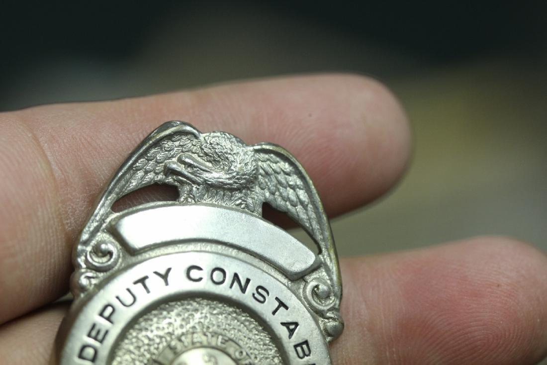A Deputy Constable Newton Twsp Badge - 4