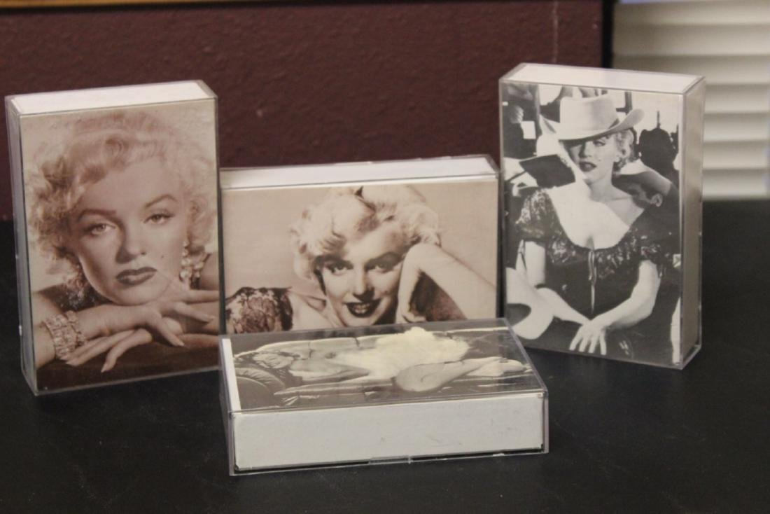 A Lot of 4 Marilyn Monroe Prints
