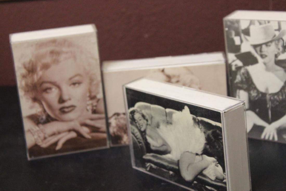 A Lot of 4 Marilyn Monroe Prints - 7