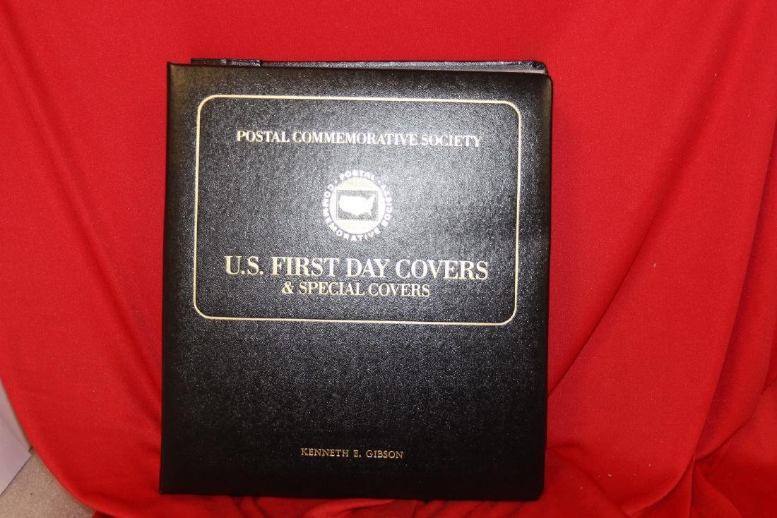 First Day Covers Album