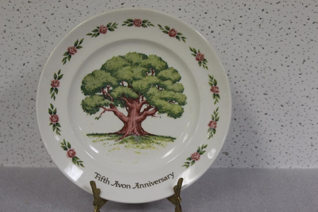 An Avon Collectors Plate