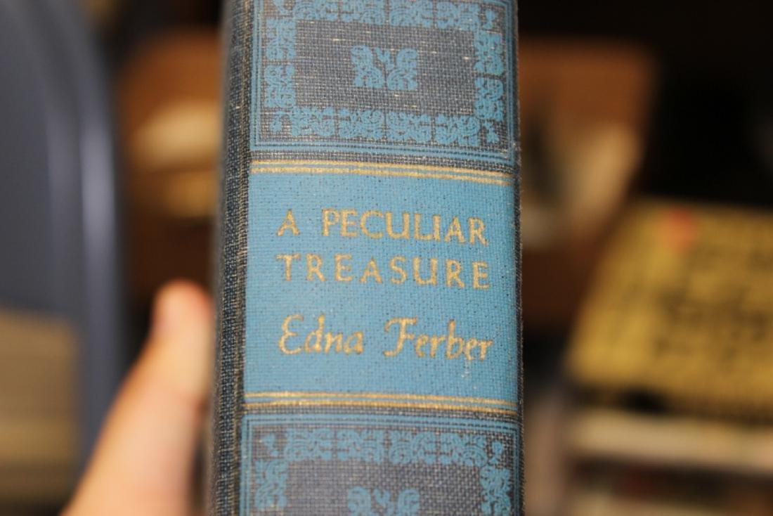 Book - A Peculiar Treasure by Edna Ferber