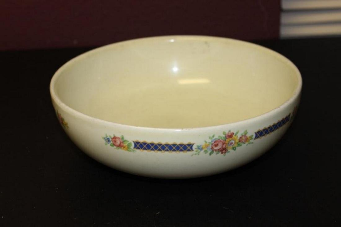 A Hall's Vintage Mixing or Salad Bowl