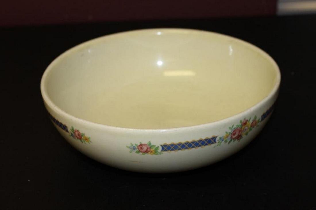 A Hall's Vintage Mixing or Salad Bowl - 2