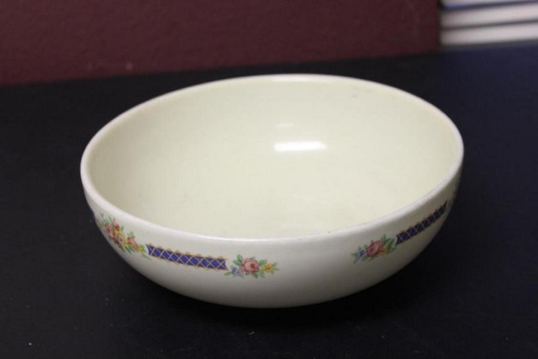 A Hall's Vintage Mixing or Salad Bowl - 3