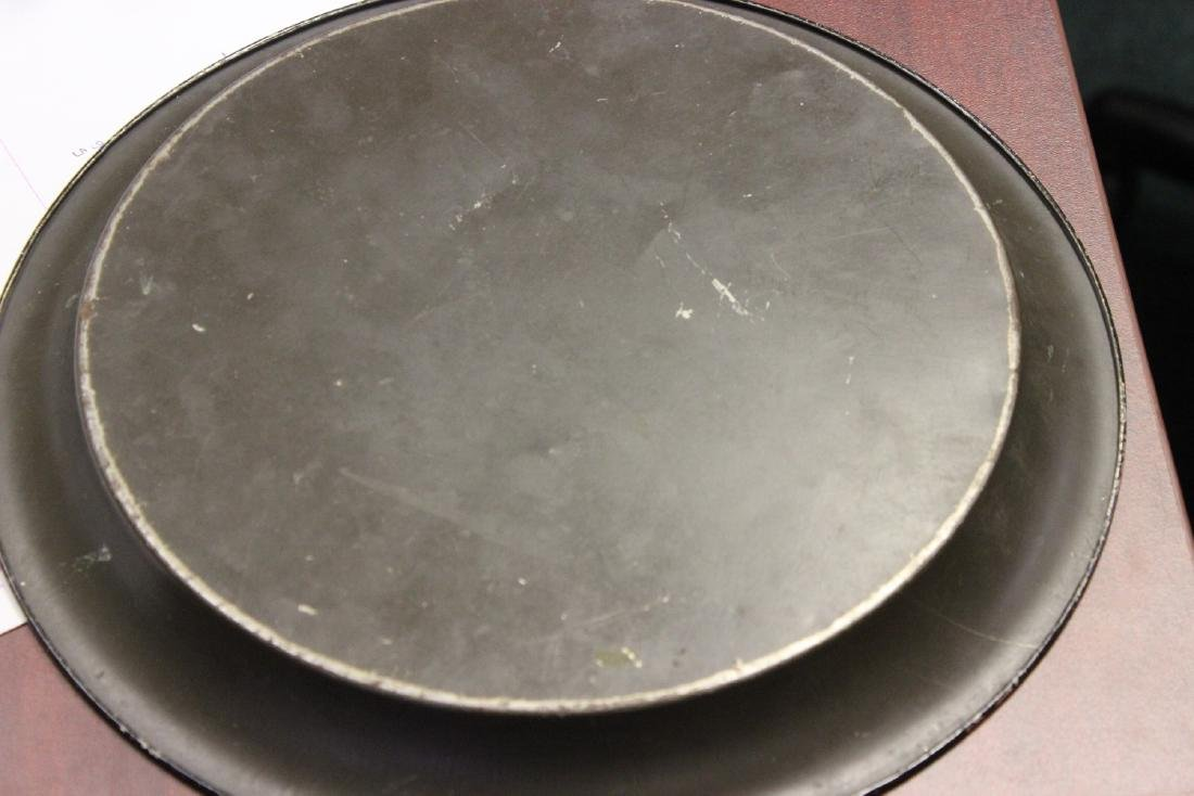 A Metal Tray - 2