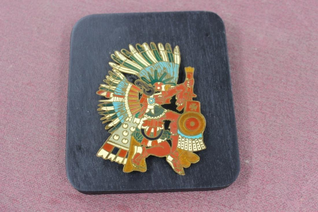 Tlacaxi Pehualizili Wall Hanger - Indian