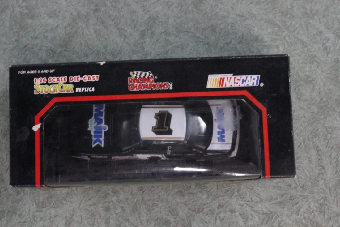 Die Cast Car Model - #1 Rick Mast - 2
