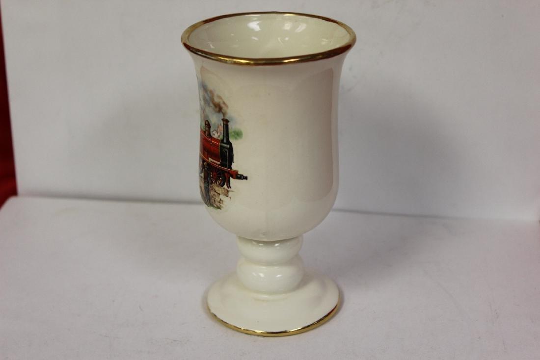 A Decorative Ceramic Cup - 4