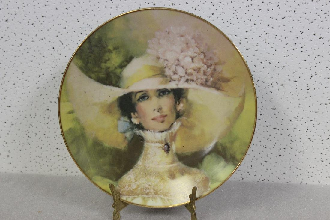 An Avon Collector's Plate