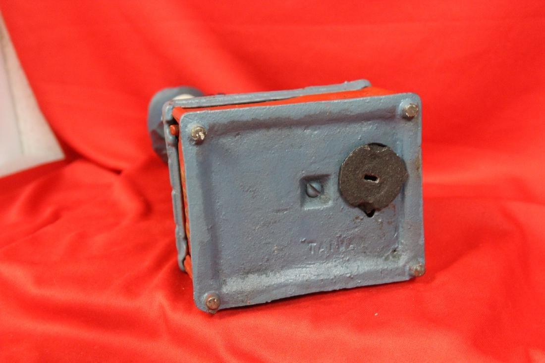 A Cast Iron Mechanical Bank - 4