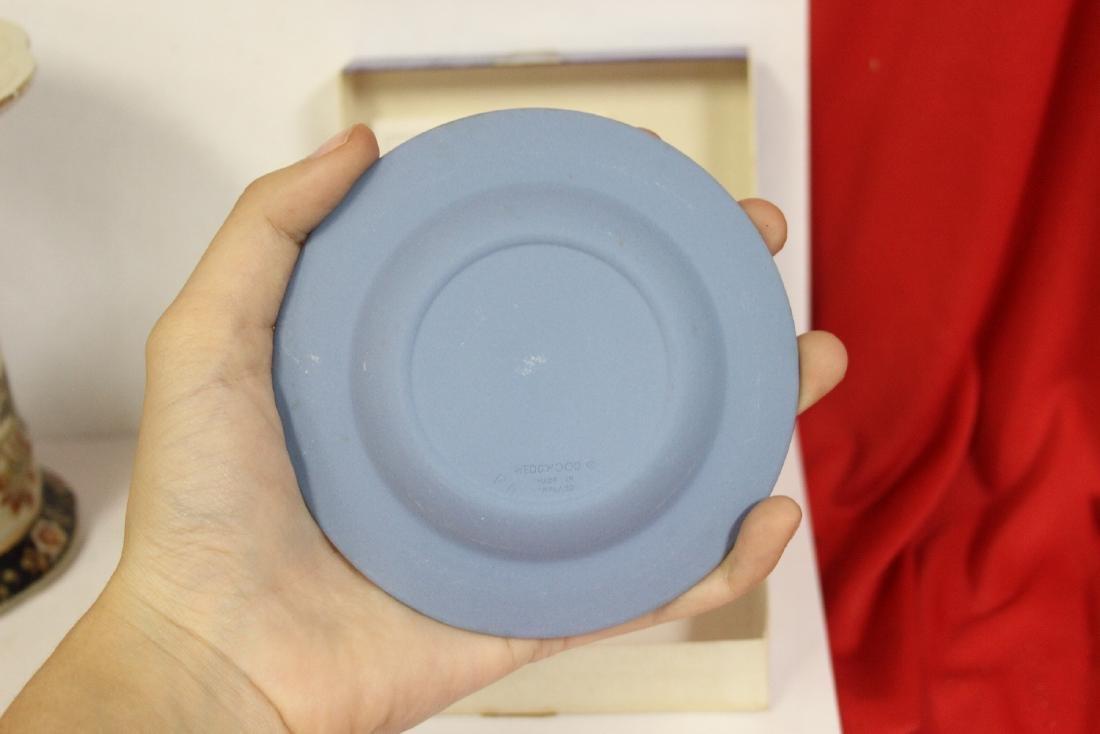 A Wedwood Jasperware Round Dish - 3