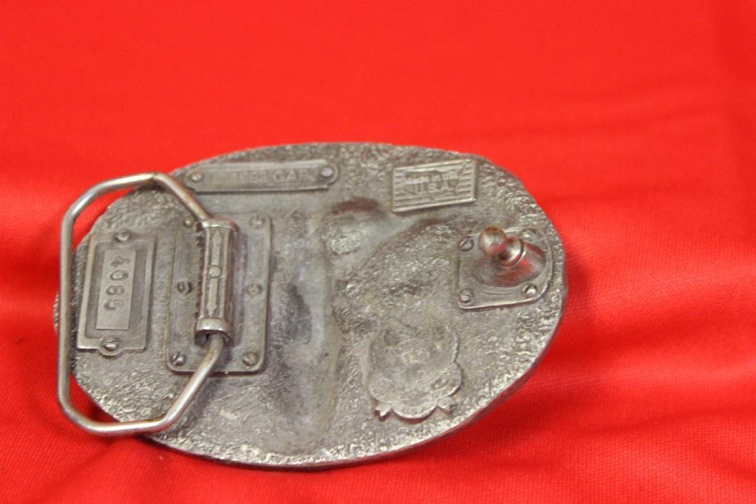 A Craftsman Belt Buckle - 2