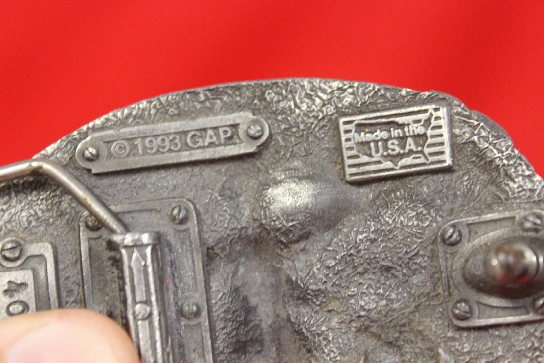 A Craftsman Belt Buckle - 3