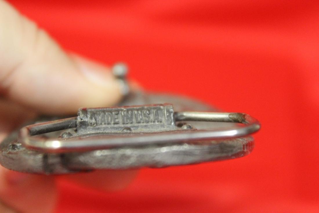 A Craftsman Belt Buckle - 5