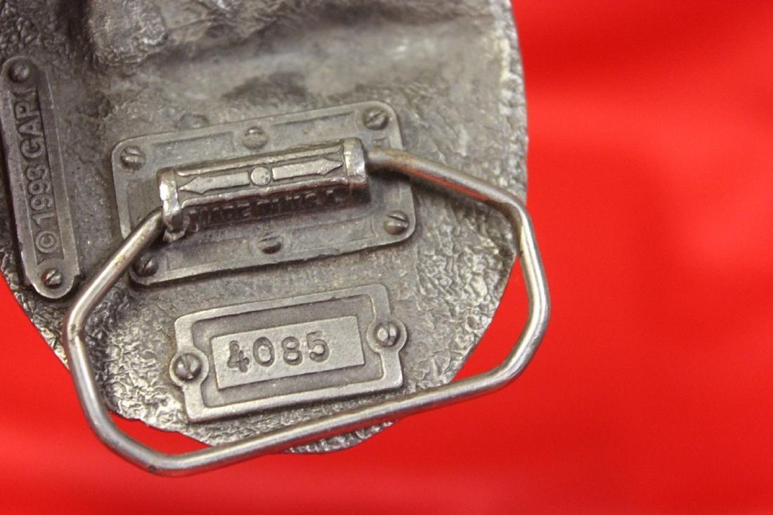 A Craftsman Belt Buckle - 6