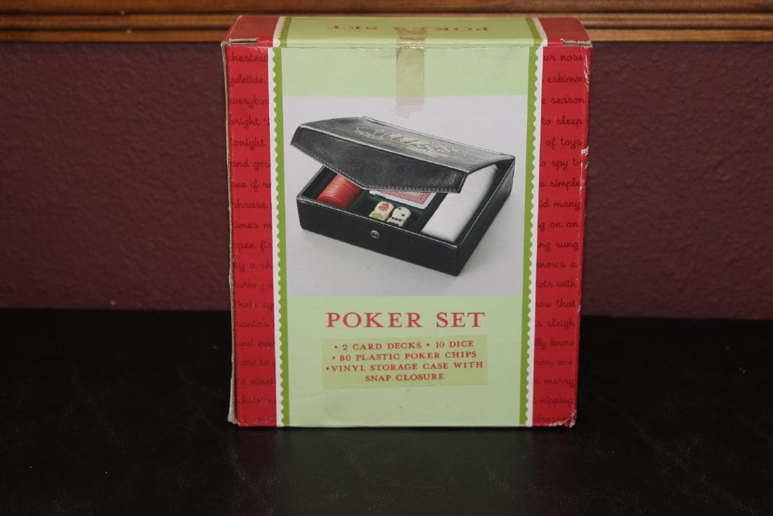 A Poker Set