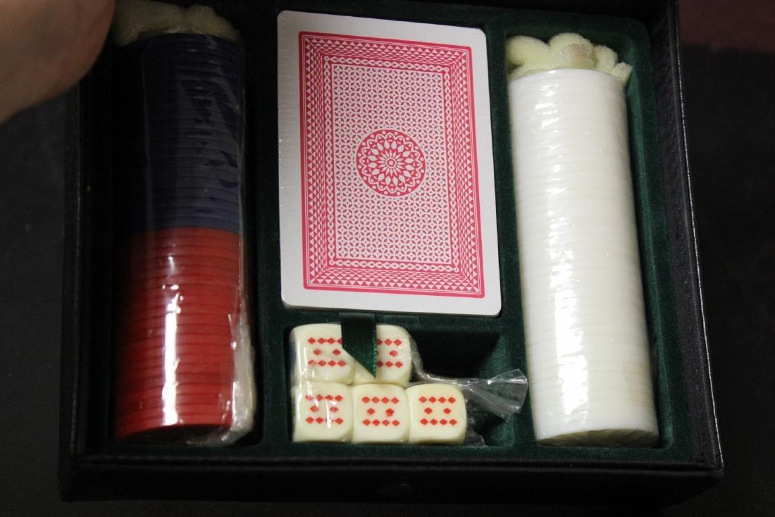 A Poker Set - 3