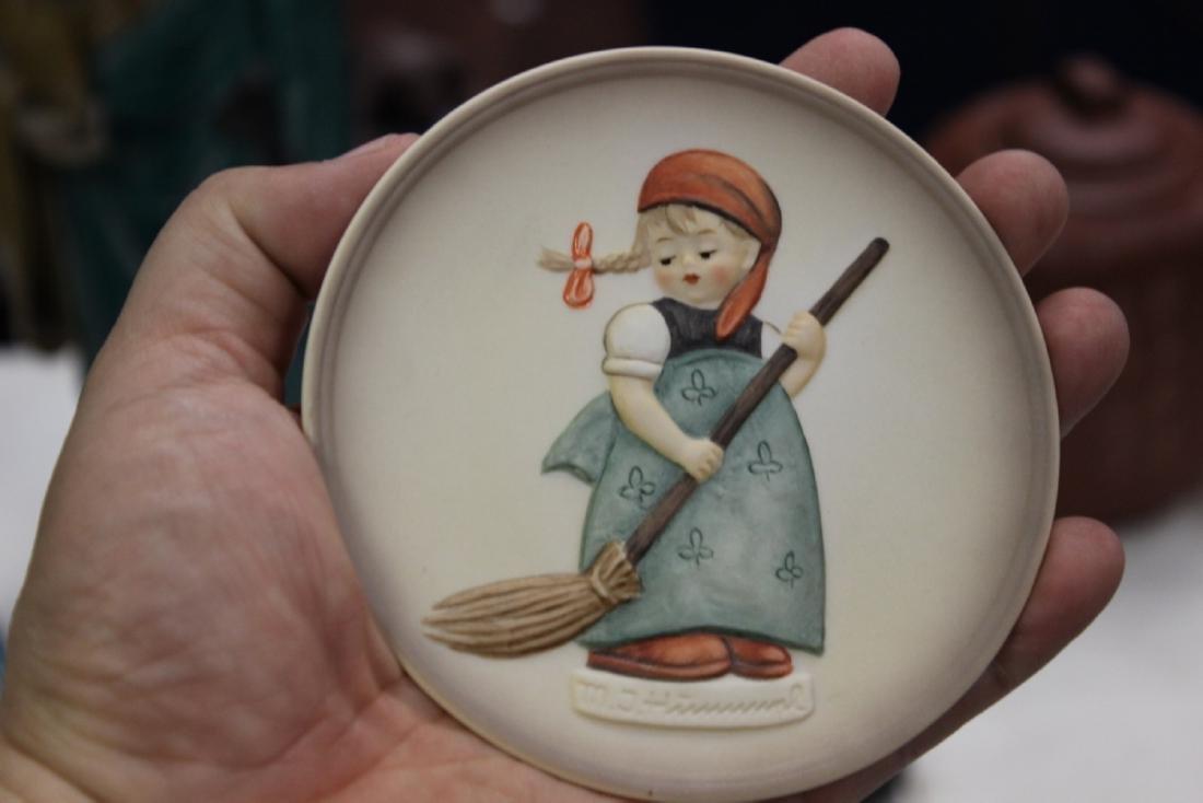 Hummel Miniature Plate - 2