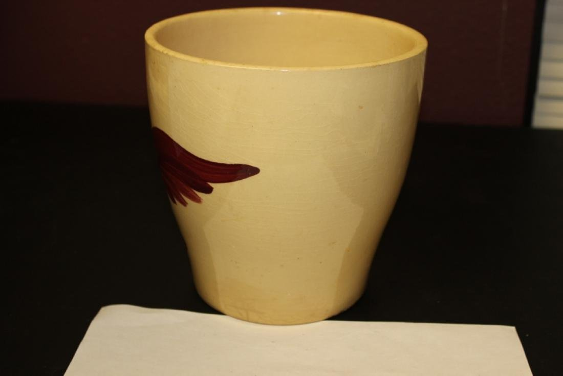 A Pottery Ovenware Bowl - 2