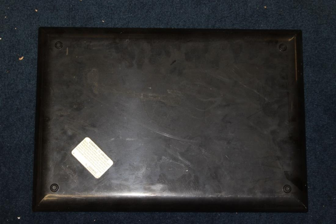 A Couroc Tray - Mid Century Modern Tray - 5