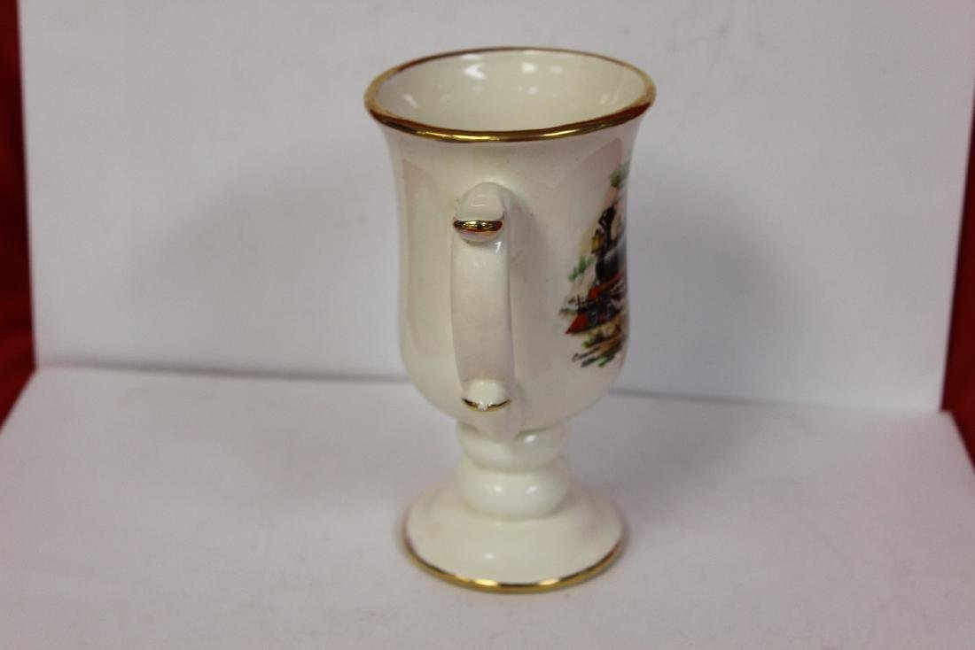 A Decorative Ceramic Cup - 2