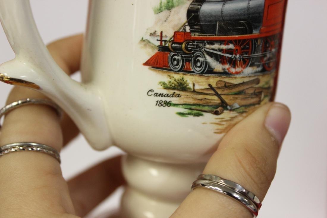 A Decorative Ceramic Cup - 6