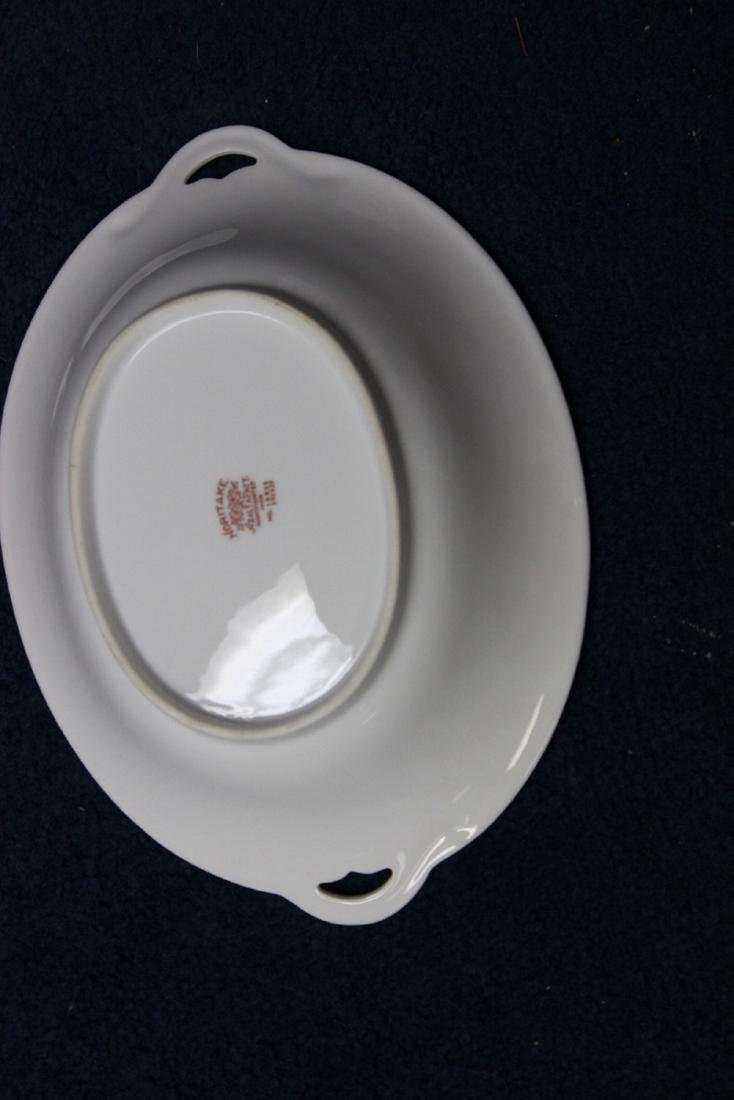 A Noritake Oval Vegetable Bowl - 2