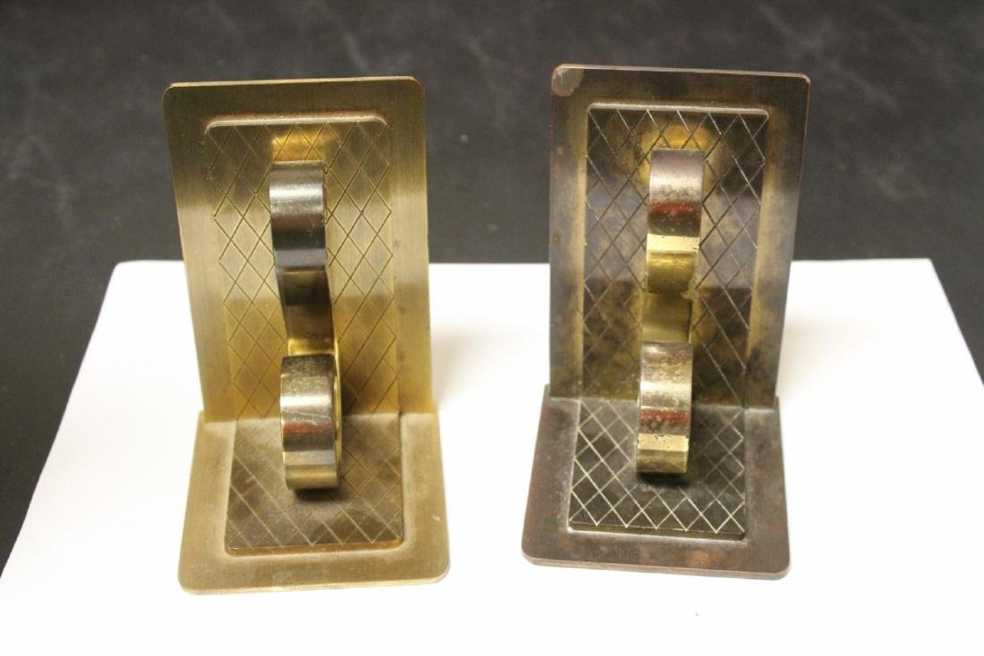 A Pair of Mid Century Modern Bookends - 6