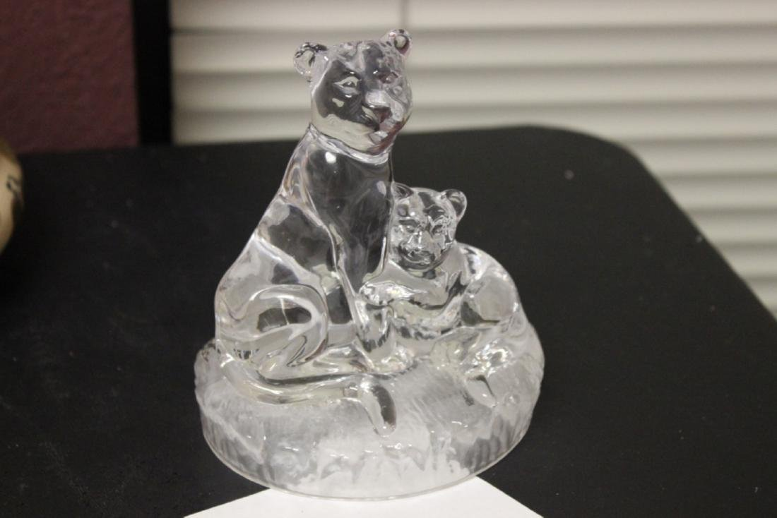 A Crystal Tiger Group - 7