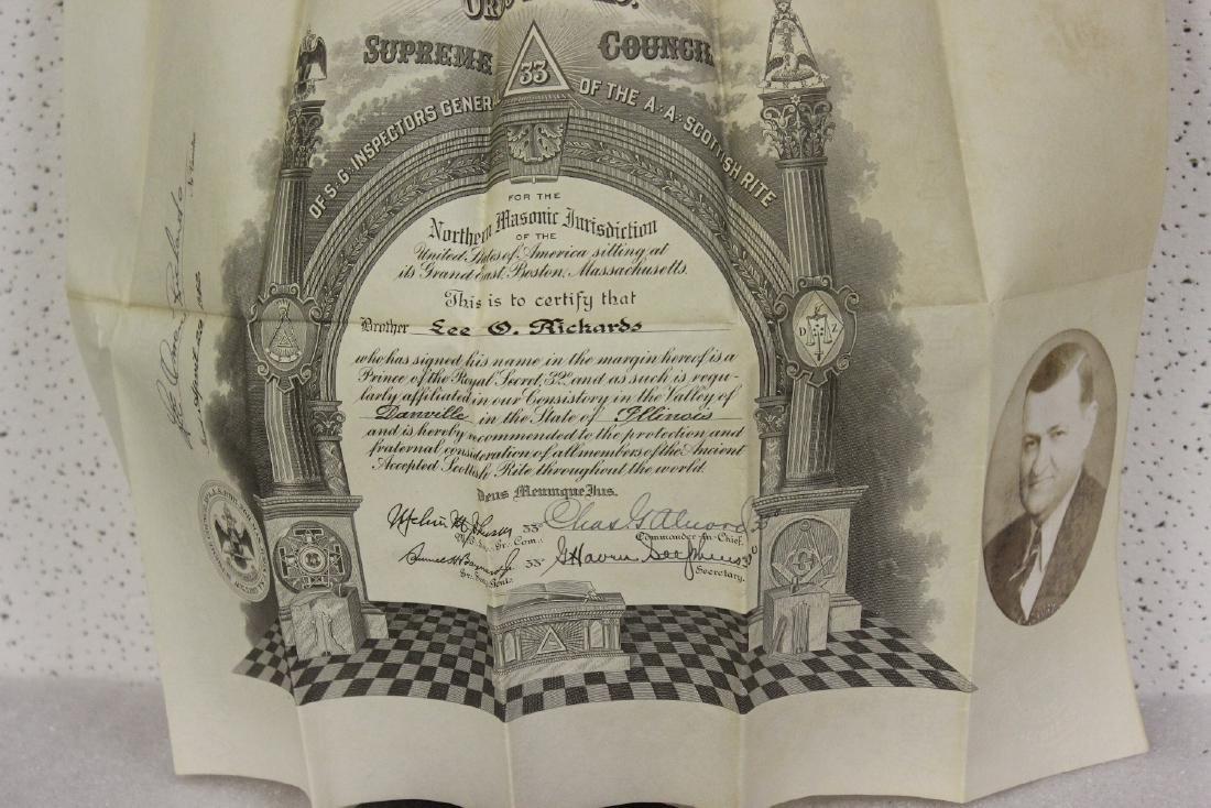 A Scottish Rite Document