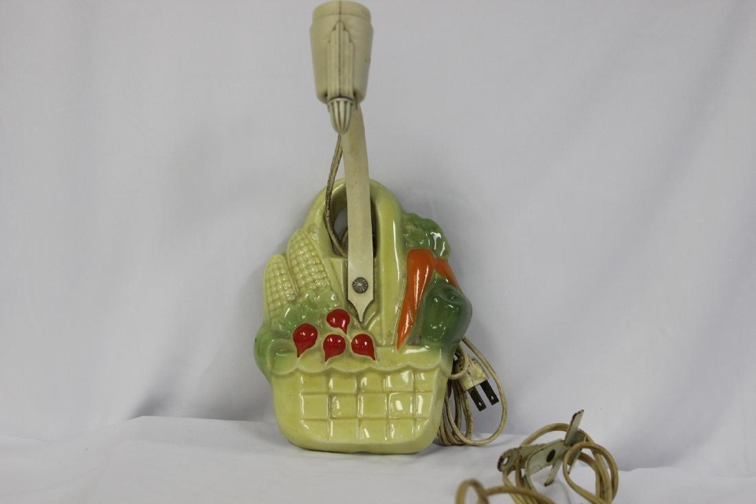A Shawnee Lamp