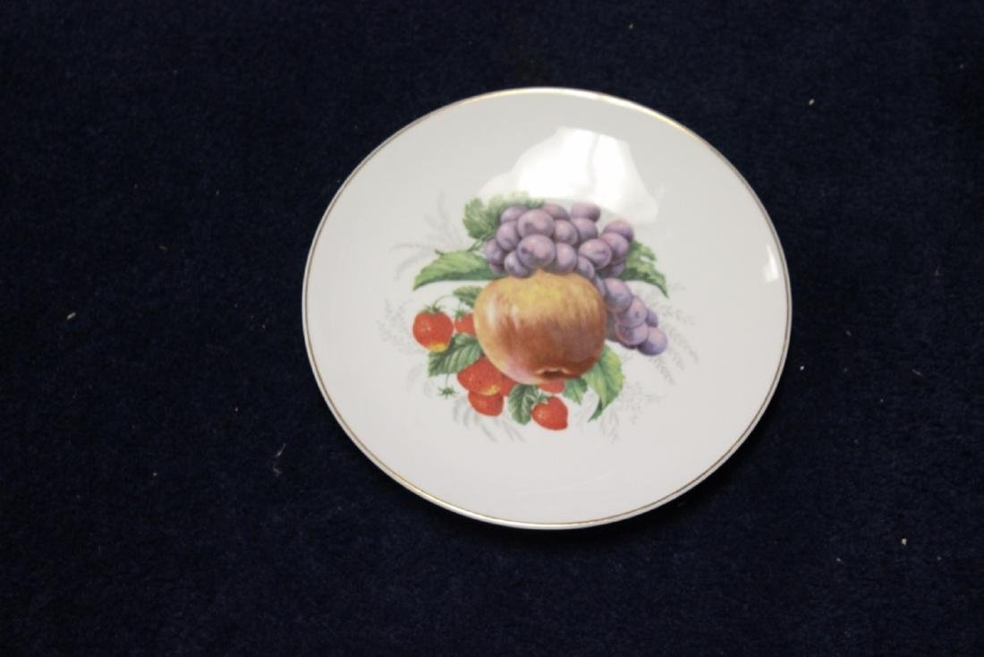An E&R Golden Crown Germany Salad Plate