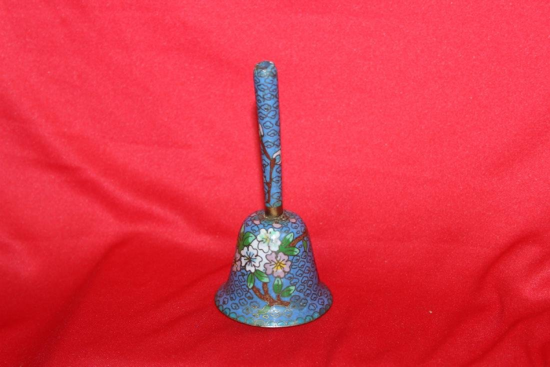 A Cloisonne Bell - 3
