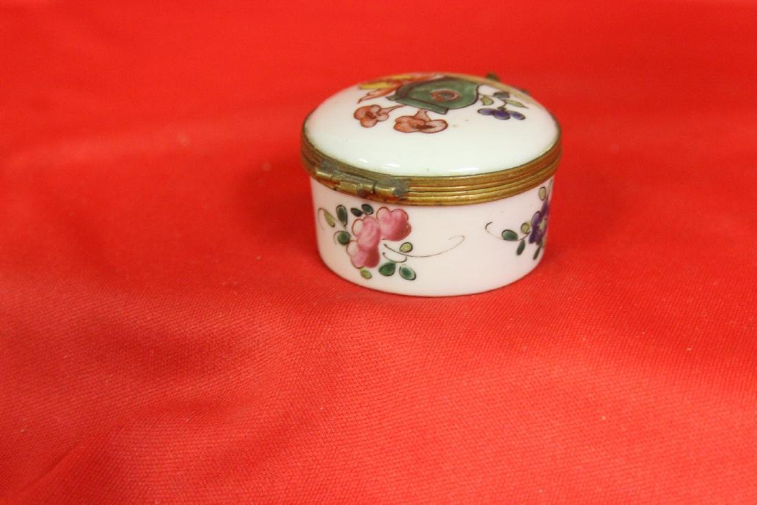 A Limoge? Trinket Box - 2