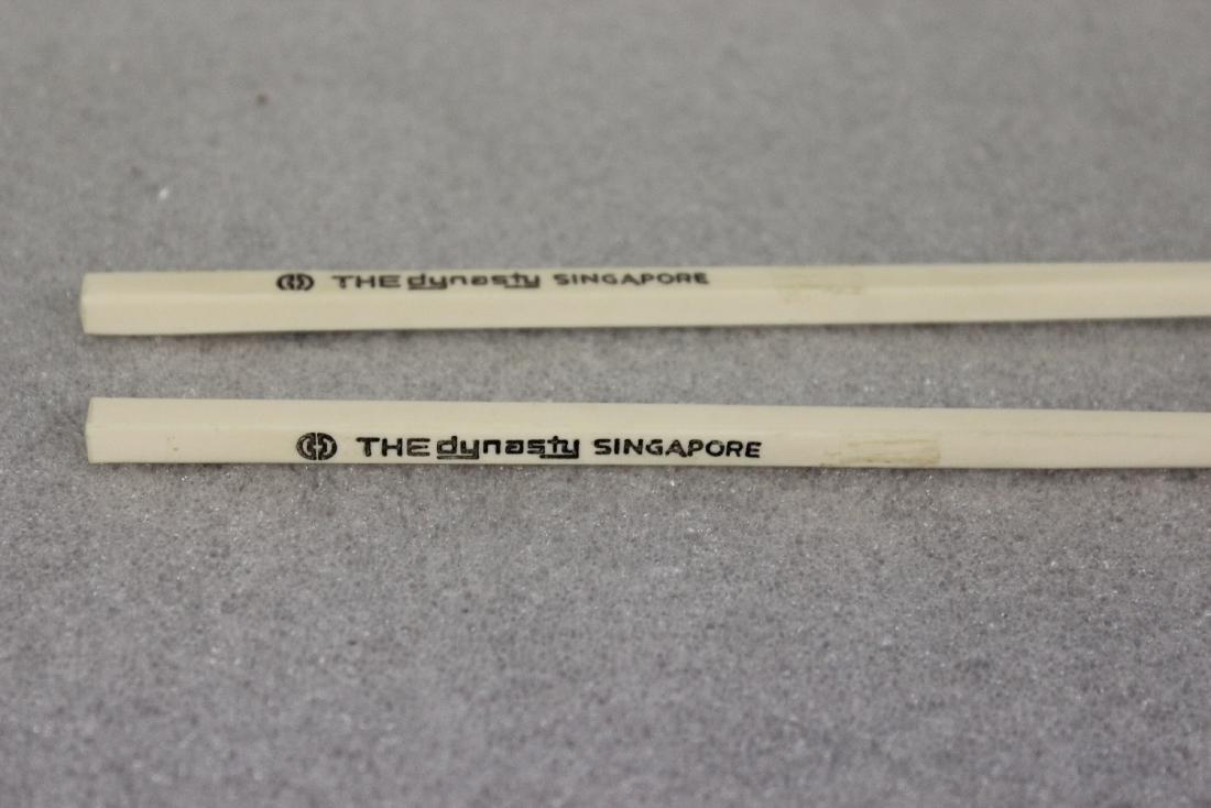 A Vintage Restaurant Chopsticks - 2