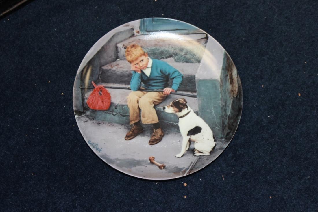 A Collectors Plate by Kurt Ard
