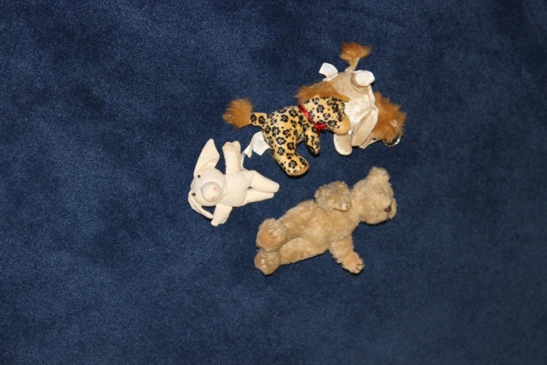 Lot of 7 Disney Stuffed Animals plus 4 Other - 2